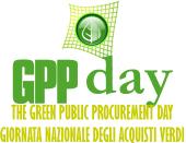 Logo della giornata nazionale degli acquisti verdi