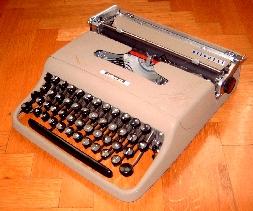 Olivetti Lettera 22, public domain