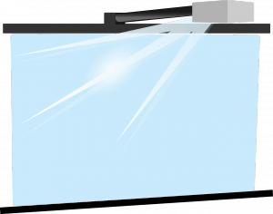 LIM, Lavagna Interattiva Multimediale, immagine di pubblico dominio