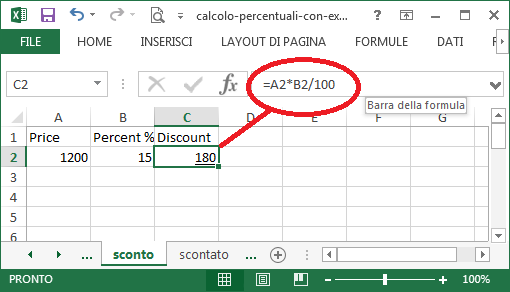 how to calculate percentages in excel  u2013 ultimovenuto